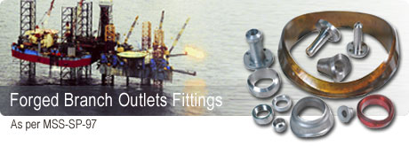 SoonSteel Forged Branch Outlet Fittings