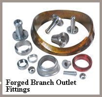 Forged BRanch Outlet Fittings