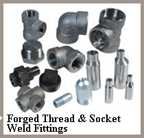 Forged Thread & Socket Weld Fittings